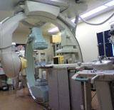 心臓カテーテル血管撮影装置