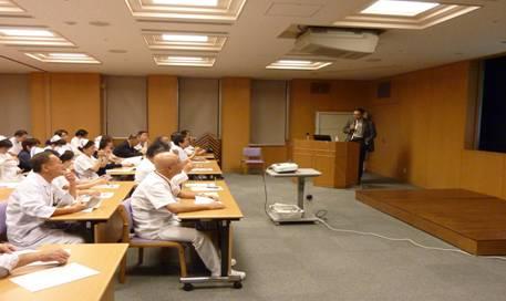 平成23年度第1回経営懇話会 経営戦略セミナー