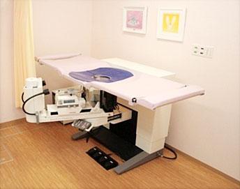 腹臥位式バイオプシー装置