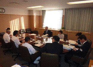 平成21年度第2回経営懇話会