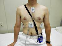 ホルター心電図検査