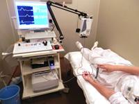神経伝導速度検査