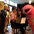 看護職のWLB推進「カンゴサウルス賞」を授賞しました