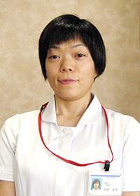 緩和ケア認定看護師 村田 裕子
