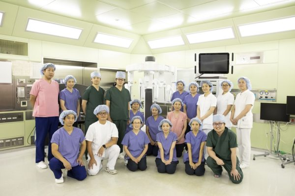 最新鋭 内視鏡下手術支援ロボット da Vinci (ダヴィンチ) Xi を導入しました