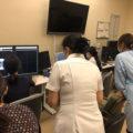 研修医向けレクチャー 「みんなで頭のCTを見ましょう」放射線科 寺山 昇 先生