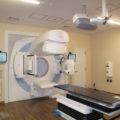 放射線治療装置(リニアック)更新しました