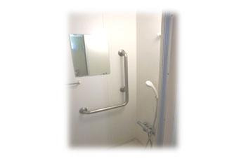 産婦人科 シャワー室